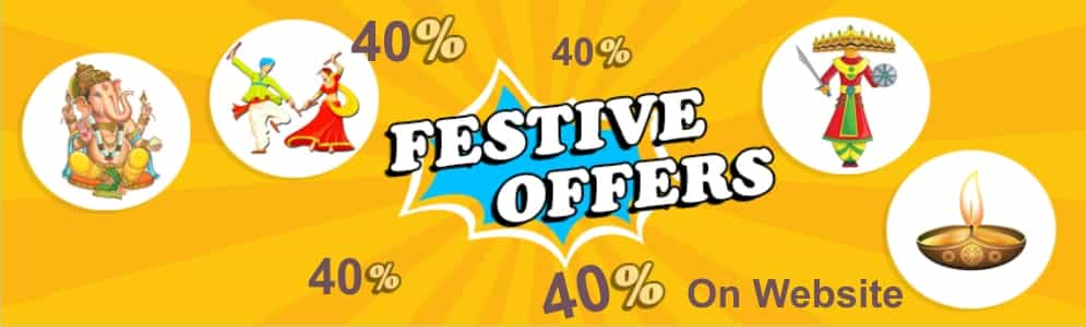 Festival-offers-website-designing @ 40 % Discount